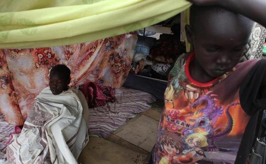 15 trẻ tử vong do tiêm vaccine sởi ở Nam Sudan