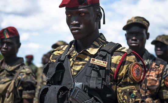Quân đội Nam Sudan tiêu diệt 22 phiến quân, thu giữ nhiều vũ khí