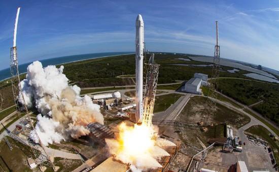 SpaceX phóng vệ tinh do thám cho Chính phủ Mỹ