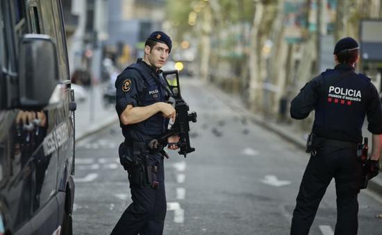 Tây Ban Nha bắt nghi can khủng bố