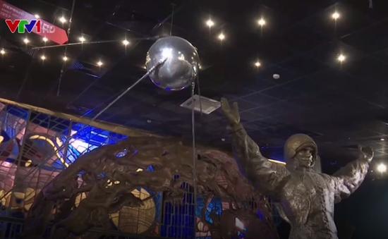 60 năm vệ tinh Sputnik bay vào vũ trụ