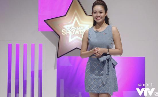 """MC Thùy Linh tự nhận là cô nàng """"bánh bèo"""" của Muôn màu Showbiz"""