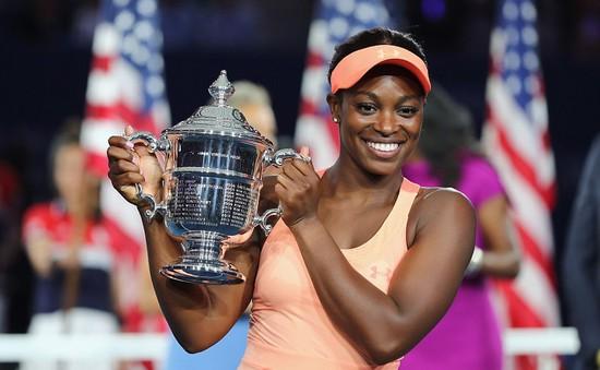 Sloane Stephens lần đầu tiên giành chức vô địch Mỹ mở rộng