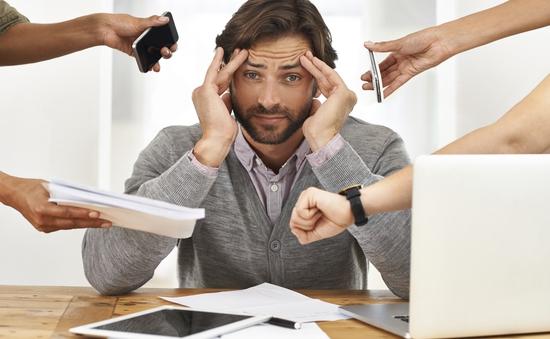Giải tỏa stress bằng ứng dụng điện thoại