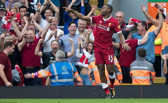 Chính thức: Daniel Sturridge chia tay Liverpool