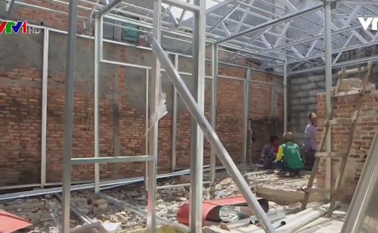 Sửa nhà miễn phí cho người thu nhập thấp ở Jakarta