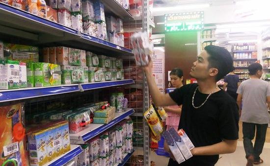 Không còn khái niệm sữa tiệt trùng từ 1/3/2018
