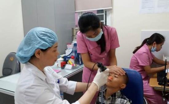 Phẫu thuật miễn phí sứt môi, hở hàm ếch cho trẻ em