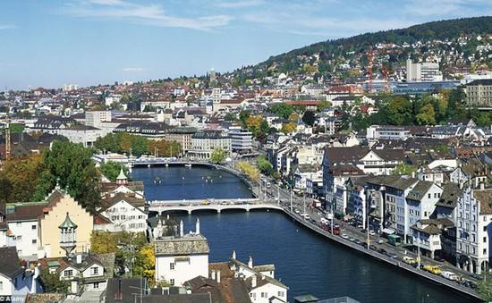 Số lượng triệu phú tăng 5% tại Thụy Sĩ