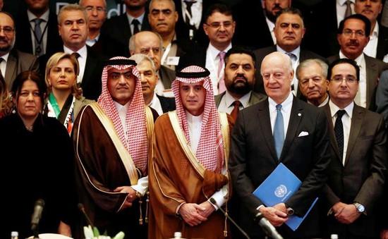 Lực lượng đối lập Syria nhóm họp tại Saudi Arabia