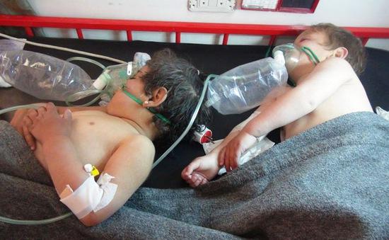 """Syria chỉ trích báo cáo của LHQ về vụ tấn công bằng khí sarin """"xuyên tạc"""" sự thật"""