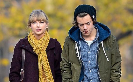 Harry Styles lật lại quá khứ hẹn hò với Taylor Swift
