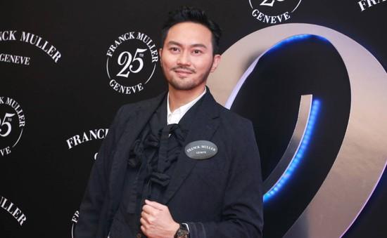 Trương Trí Lâm: Con trai tôi có vẻ không quan tâm đến ngành giải trí