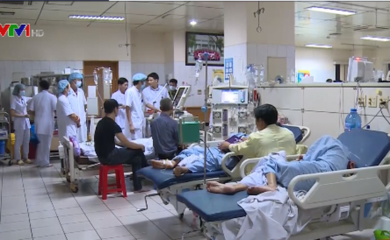Bố trí bệnh nhân ở Hòa Bình tiếp tục chạy thận định kỳ