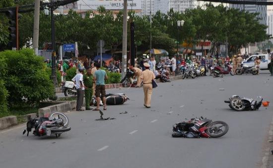 Cả nước ghi nhận nhiều vụ tai nạn giao thông trong ngày 18/3