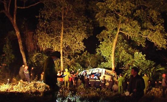 Xe khách lao xuống vực tại Lào Cai: 1 người tử vong, hơn 20 người bị thương
