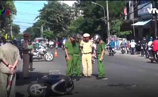 TNGT nghiêm trọng tại Phú Yên, 1 người tử vong tại chỗ