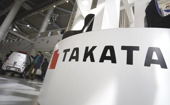 Giá cổ phiếu của Takata giảm hơn 50% vì bê bối lỗi túi khí