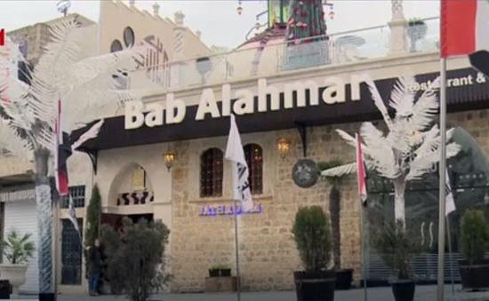 Nhà tắm truyền thống của Syria mở cửa trở lại sau chiến tranh