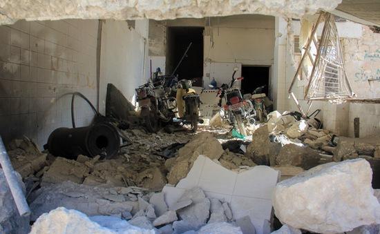 Nga chỉ trích báo cáo của LHQ về vụ tấn công hóa học tại Syria