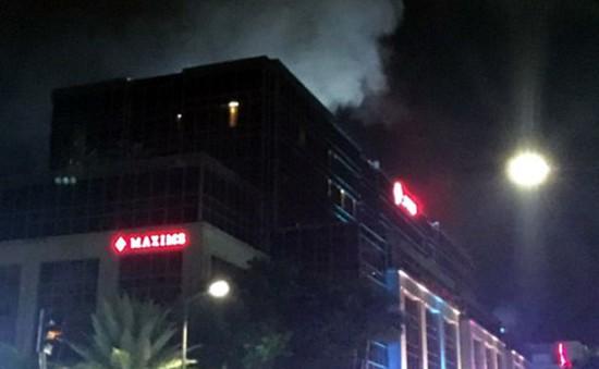 Philippines: Khu nghỉ dưỡng ở Manila bị tấn công