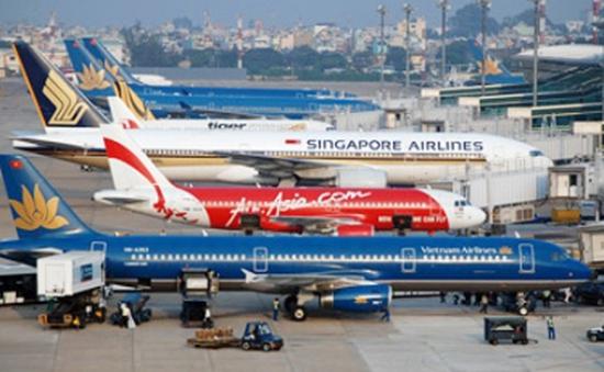Sân bay Tân Sơn Nhất sắp có thêm 21 điểm đỗ máy bay mới