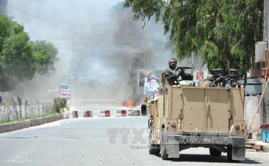 Đài Truyền hình quốc gia Afghanistan bị tấn công