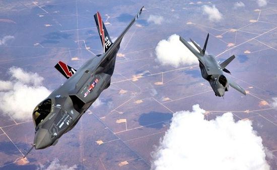 Mỹ điều chiến đấu cơ tàng hình F-35 tới Estonia