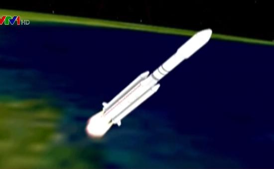 Trung Quốc chuẩn bị phóng tàu vũ trụ chở hàng Thiên Chu 1