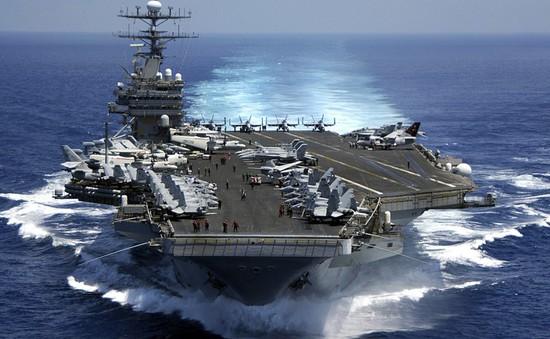 Mỹ tập kết nhiều vũ khí chiến lược tới bán đảo Triều Tiên