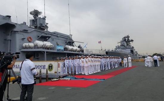 Nga – Philippines ký thỏa thuận chuyển giao thiết bị quân sự