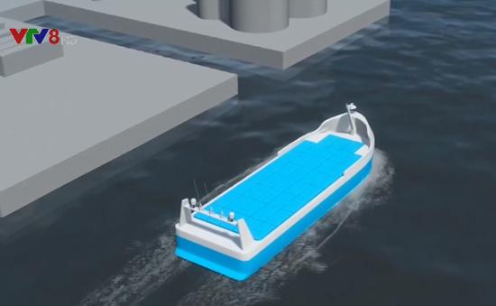 Na Uy phát triển tàu container đầu tiên trên thế giới