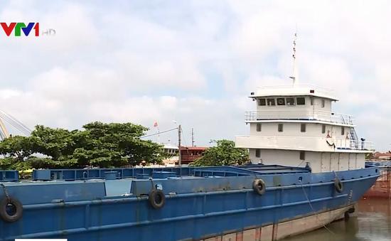 """Bình Thuận: Nhiều tàu cá đóng theo Nghị định 67 """"đắp chiếu"""""""