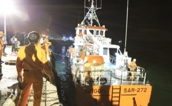 Tàu Hải Thành 26 chìm do tàu Petrolimex 14 đâm phải
