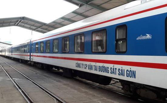 Từ ngày 10/1/2018, khai thác 6 đoàn tàu mới trên tuyến Thống Nhất