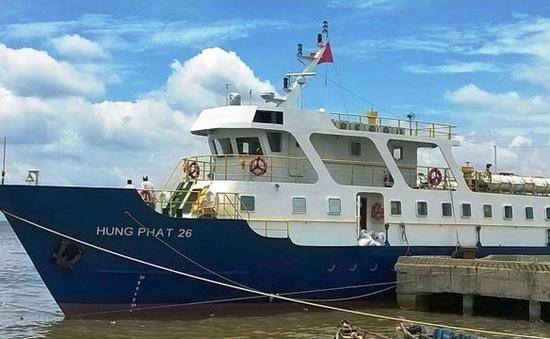 Bình Thuận tăng tàu khách đường thủy tuyến Phan Thiết - đảo Phú Quý