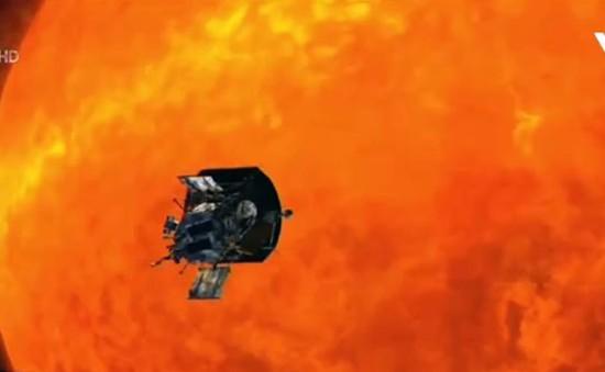 NASA ra mắt con tàu đi đến khí quyển mặt trời