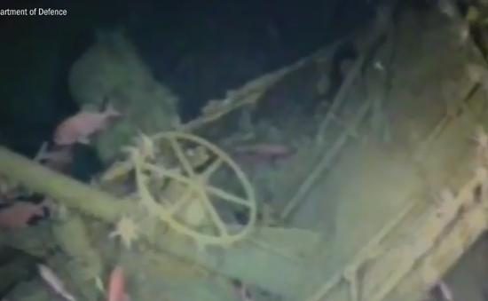Australia tìm thấy xác tàu ngầm mất tích bí ẩn sau hơn 100 năm