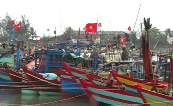Các tỉnh miền Trung chủ động ứng phó bão số 2