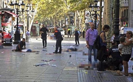 """Barcelona - Mục tiêu mới của các vụ tấn công """"sói đơn độc"""""""