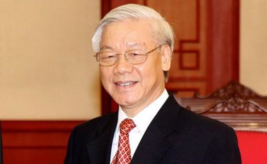 Tổng Bí thư Nguyễn Phú Trọng thăm Indonesia và Myanmar