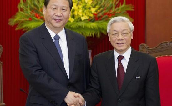 Điện mừng Quốc khánh Trung Quốc