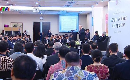 Xây dựng ASEAN độc lập, tự cường, đoàn kết, thống nhất