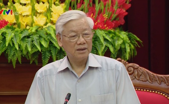 Tổng Bí thư đánh giá cao sự năng động của Hòa Bình trong phát huy lợi thế