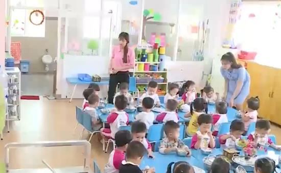 Loay hoay giải pháp gửi trẻ con em công nhân