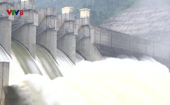 Quảng Nam: Các thủy điện kiểm soát xả lũ