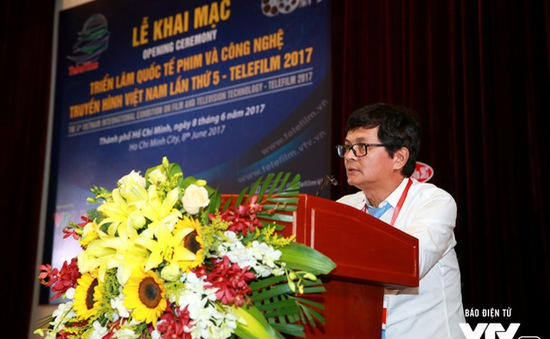 Telefilm 2017 sẽ giúp ngành truyền hình Việt Nam có những bước phát triển mạnh mẽ
