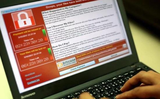 6 cơ quan tại TP.HCM bị mã độc WannaCry xâm nhập