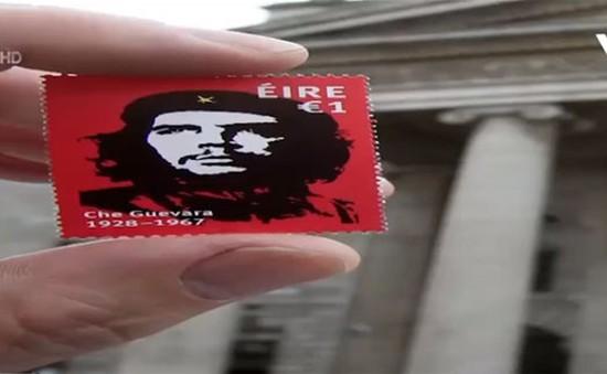 """""""Cháy hàng"""" bộ tem về người anh hùng Che Guevara ở Ireland"""