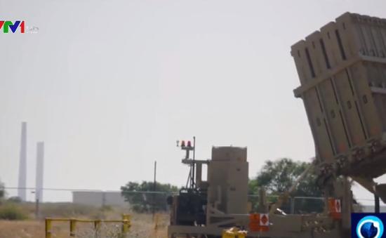 Israel triển khai hệ thống phòng thủ tên lửa ở Tel Aviv